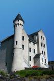 Casa del castillo Imagenes de archivo