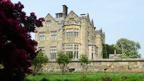 Casa del castillo de Scotney Fotografía de archivo libre de regalías