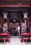 Casa del cinese tradizionale Immagini Stock Libere da Diritti