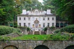 Casa del cisne en Atlanta Foto de archivo libre de regalías