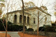 Casa del cisne en Atlanta Imagen de archivo libre de regalías