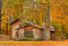 Casa del cottage Immagini Stock