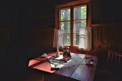 Casa del cottage di fiaba fotografia stock libera da diritti