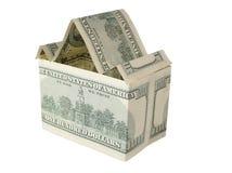 Casa del dólar Foto de archivo
