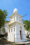 Casa del Dali in Portlligat, Cadaques, Spagna Fotografia Stock Libera da Diritti