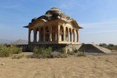 Casa del deserto Fotografie Stock