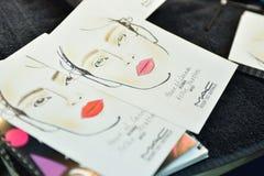 Casa del desfile de moda del cañón Foto de archivo libre de regalías