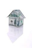 Casa del dinero Fotografía de archivo libre de regalías