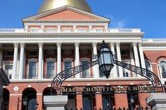Casa del estado Imágenes de archivo libres de regalías
