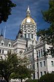 Casa del estado de Connecticut fotografía de archivo libre de regalías