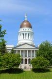 Casa del estado de Maine, Augusta Fotografía de archivo libre de regalías