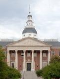 Casa del estado de Maryland en Annapolis Imágenes de archivo libres de regalías