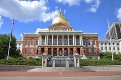 Casa del estado de Massachusetts, Boston Imágenes de archivo libres de regalías