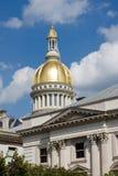 Casa del estado de New Jersey Foto de archivo