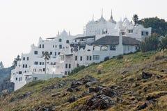 casa del este pueblopunta Arkivfoto