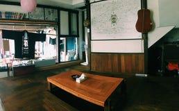 Casa del estilo de Japón en Taiwán Imagen de archivo libre de regalías