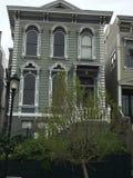Casa del estilo de 109 Liberty Street Italianate Imagen de archivo