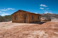 Casa del fango en el Brasil Fotografía de archivo libre de regalías