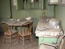 Casa del fantasma del Bodie Fotografia Stock Libera da Diritti