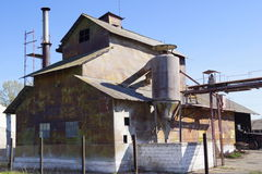 Casa del ferro immagine stock libera da diritti