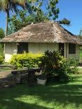Casa del Fijian Fotografía de archivo libre de regalías