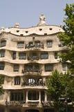 Casa del Gaudi Immagini Stock Libere da Diritti