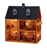 Casa del giocattolo Immagine Stock