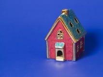 Casa del giocattolo Immagine Stock Libera da Diritti