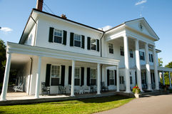 Casa del gobierno - Charlottetown - Canadá Fotos de archivo libres de regalías