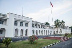 Casa del gobierno en dili Timor Oriental Imagen de archivo libre de regalías