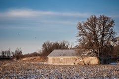 Casa del granaio Fotografia Stock Libera da Diritti