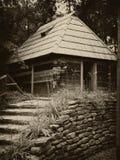Casa del Grandpa imagen de archivo