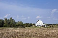 Casa del granero Fotografía de archivo
