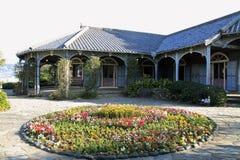 Casa del guantero en el jardín del guantero, Nagasaki Fotografía de archivo