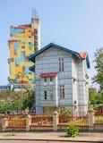 Casa del hierro Imagen de archivo
