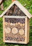 Casa del insecto Fotografía de archivo