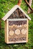 Casa del insecto Imágenes de archivo libres de regalías
