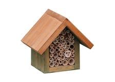Casa del insecto Foto de archivo libre de regalías