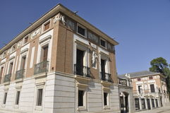 Casa del Labrador palace, Aranjuez. Madrid (Spain) Stock Photography