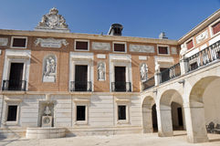 Casa del Labrador palace, Aranjuez, Spain Royalty Free Stock Photo