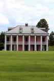 Casa del malus-Beauregard en el campo de batalla de Chalmette Imagen de archivo