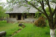 Casa del monumento de Constantino Brancusi Imagen de archivo libre de regalías