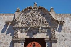 Casa del Moral 免版税库存图片