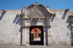 Casa del Moral 免版税库存照片