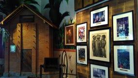 Casa del museo de Sampoerna fotografía de archivo libre de regalías