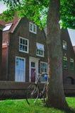 Casa del netherland di Typicle Fotografie Stock Libere da Diritti