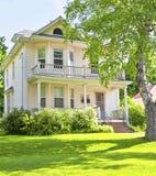 Casa del North-american di eredità Immagini Stock Libere da Diritti
