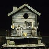Casa del pájaro Foto de archivo