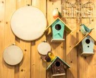 Casa del pájaro Fotografía de archivo