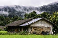 Casa del paese fotografia stock